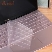 TPU Keyboard Protector Cover For ASUS ZenBook 3 UX390UA UX39...