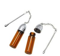 Die Metallschnupftabakflasche 57MM Medium Metallrohr-Kits