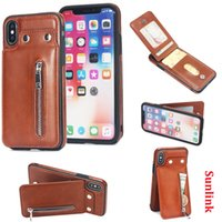 5. 5 pu leather pouch case multi colors for iPhone X 8 8P 7 7...