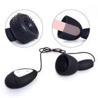 Retard Stimuler le gland Doux Barbed VibratingTrainer Masturbateur masculin Stamina 10 Vitesses Vibration Sex Toys Pour Homme