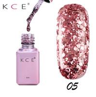 Unha gel 2021 bling polonês absorver o efeito starry 3d uv led glitter lantejoulas arte laca manicure 6ml