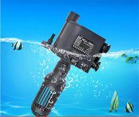 Sunsun HQJ-700G 8 واط 500l / h حوض للأسماك الحوض مضخة مياه powerhead متعددة الوظائف oxgen مضخة غاطسة الترشيح AC220V-240V
