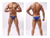 여름 섹시한 비키니 짧은 속옷 남자 비키니 짧은 수영복 속옷 비치웨어 블랙 플러스 사이즈 M-XL