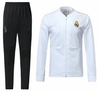 2019 Champions League 18 19 Real Madrid Home tracksuit #11 B...
