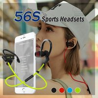 56S Matte Material Skid Resistance Sweatproof Bluetooth Wire...