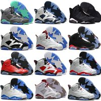 Cheap 6 Basketball Shoes Low New 2017 6s Men s Women Real Ma...