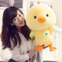 50cm super Cute Yellow chicken Stuffed animal soft plush toy...