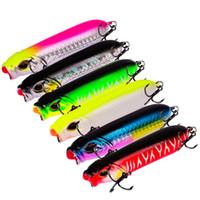 Новый плавающий плавание Поппер лазерные воблеры карандаш Swimbaits 8.3 см 11.5 г Angryfish дизайнер gotchas приманки