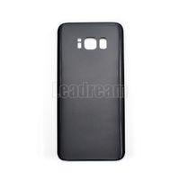 Samsung Galaxy S8 G950 G950P için orijinal Pil Kapı Arka Konut Kapak Cam Kapak Yapıştırıcı Sticker ile S8 Artı G955P Toptan