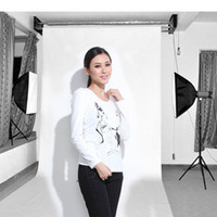 1.5x2.1m (5x7FT) 3D Pure Color Vinile Studio fotografico Sfondo Fotografia Prop Tessuto Art Photography Sfondo 3 Colori solidi