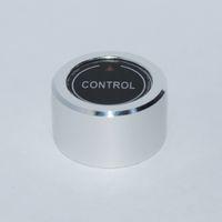 Rétroviseur bouton-poussoir bouton bouton de commande rotatif interrupteur garniture insigne de couverture emblème autocollant pour Chevrolet Cruze Malibu Traxes