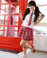 Sexy lingerie cosplay role-playing sexy appello uniformi usura della scuola tentazione Hot girl passione lingotti NB-438