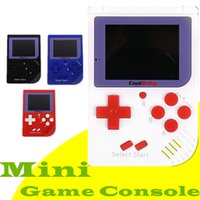 CoolBaby RS- 6 Portable Retro Mini Handheld Game Console Colo...