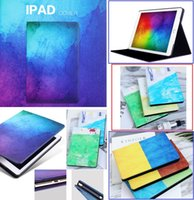 For 2017 New ipad Creative Fashion Pattern Protective Case P...