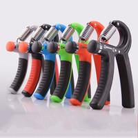 Poignées réglables Entraînement au doigt Forte réduction de pression Gripper Haute résistance Gym Power Fitness Exerciser Top qualité 8 5tt B