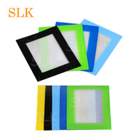 FDA approved rectangle shape Silicone Mats Wax Non- Stick Pad...