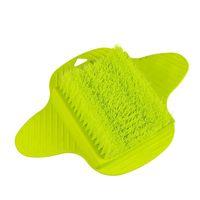 Brosse pour les pieds Gommage Pieds Outil de pédicure Brosses de gommage Douche exfoliante pour le spa Suppression de la peau morte