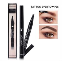 HANDAIYAN Eyebrow Pencil Waterproof Fork tip Eyebrow Tattoo ...