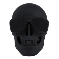 Skull Player Wireless Bluetooth Speaker Sunglass speaker Mob...