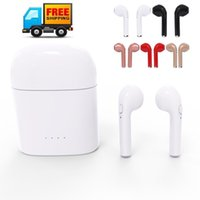 Bluetooth earphones I7S TWS Mini Wireless Bluetooth Earphone...