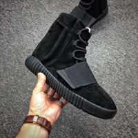 2018 500 new Mens Boost 750 Blackout Outdoors Leisure, Kanye ...