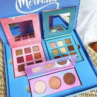Mermaid Limited edition Makeup set Sugar Cheeks  Dreamy  Sea...
