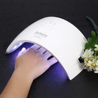 SUNUV SUN9C PLUS Nail Dryer 36W Professional UV LED Lamp Man...