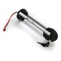 Ücretsiz Kargo 18650 36 volt Lityum iyon Su Şişesi Pil 36 V 13AH Ebike Için Pil ile şarj