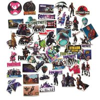 50 pcs set Game Fortnite Graffiti Sticker Personality Luggag...