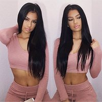 Z&F 26inch long straight hair fashion wigs for cheap straigh...