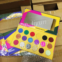 Makeup palette!18 color Box of Crayons eye shadow iShadow Pa...