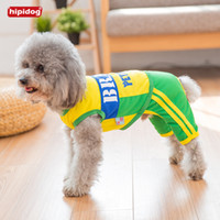 Hipidog Pet Dog Fashion Jerseys Breathable T- shirt Clothes S...