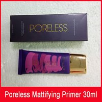 New makeup Poreless mattifying primer base de teint matifian...