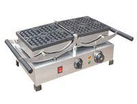 Ticari Kullanım Yapışmaz 110 v 220 v Elektrikli 6 adet Mini Balık Waffle Taiyaki Baker Makinesi Maker Plaka