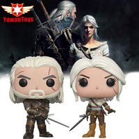 The Witcher 3 Wild Hunt Action Figures The Witcher Geralt Vi...