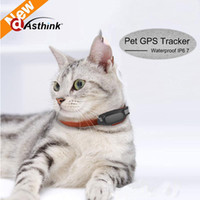 EV20 Pet GPS Tracker Mini Small GPS GSM GPRS Tracker for Chi...