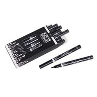 QIC Brand Black Eye Liner Make Up Long- lasting Waterproof Li...