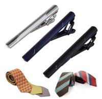 GENBOLI 3 цвета/комплект мужчины мужчины из нержавеющей стали мода галстук клип изысканный галстук галстук клипы Лучший бизнес подарок