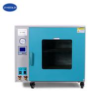 ZOIBKD DZF-6090 secado al vacío Horno de 3.2 pies cúbicos 90L Digital Display Laboratorio de vacío Horno de secado Precio