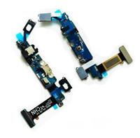 Vollständige original neuen USB-Anschluss Dock Anschluss für das Ladegerät Ladeflexkabel für Samsung Galaxy S6 G9200 G920F S6 Rand G925F Ersatzteile f