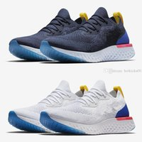 2018 New Boosts Epic React Knitting Casual Running Shoes Hig...