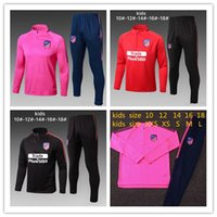 Atletico jacket TRACKSUIT Training suit KIDS kits 2017 2018 ...