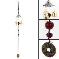 house android Outdoor Living Wind Chimes Yard Garden Tubes B...