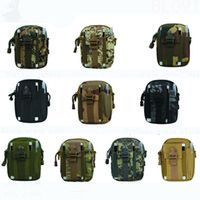 Sport Casual Tactical Military Outdoor Belt Molle Waist Bag ...