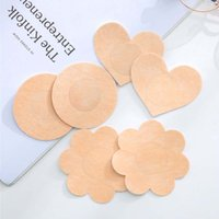 2000PCS Moda Donna Sexy Nudo Lift Lift Tape Adesivo Push Up Adesivi capezzoli Pasties Copricapezzoli Accessori reggiseno Lifter