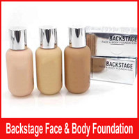 New Backstage Face Body Concealer Fondotinta Liquido BB Cream Foundation 50ml 0CR 1N 1CR