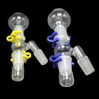 Reclaim Class Adapter 14mm 18mm male Ash Catcher With Keck C...