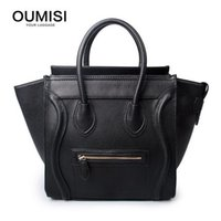 fc36ecd0b857 Crossbody Shoulder Tote Bag Large SIZE New Women Luxury Classic Designer  Celebrity Smile Face Smiley Handbag BK