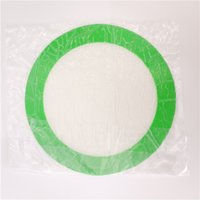 FDA silicon Green Round Silicone Mats Extraction Pad Wax Non...