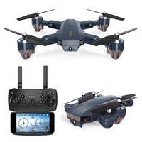 2018 NEW Foldable RC Drone(FQ 35) With HD Camera WIFI Link R...